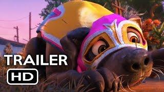 Coco Trailer #2 (2017) Gael García Bernal Disney Pixar Animated Movie