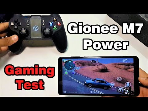 Gionee M7 Power Gaming & Performance Test In Hindi