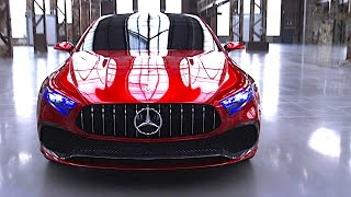 Mercedes Concept A 2018 Design Philosophy New Mercedes A : B : C Class Design CARJAM TV HD