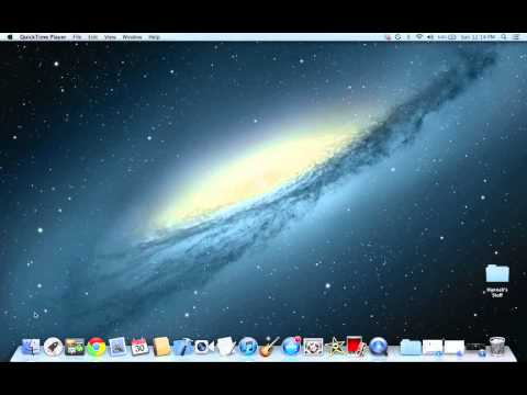 Show Mac Disk Icons on Your Desktop