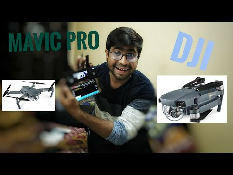 DJI MAVIC PRO | Fly Combo | Full Unboxing | Where to Buy in India