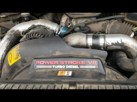 6.0 Powerstroke Injector Electrical Self Test (Buzz Test)