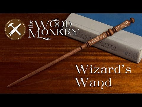 My Daughter's Wand