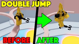DOUBLE JUMP in TOWER OF HELL (Gear Jumping) | Roblox