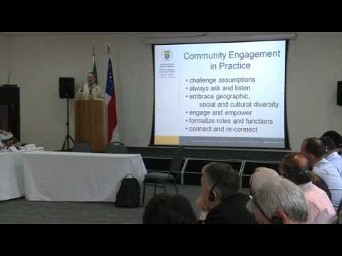 Dr. Roger Strasser, Northern Ontario School of Medicine, Canada