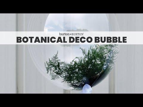 Creative Solutions™ Design Lab: Botanical Deco Bubble