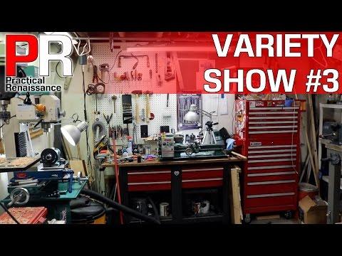 Variety Show #3: So Many Updates!