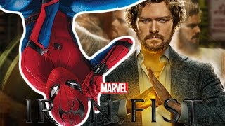 Spider-Man Easter Egg in Iron Fist