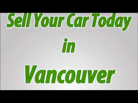 Sell A Car in Vancouver