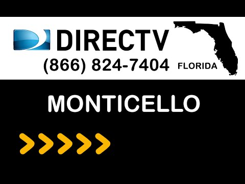 Monticello FL DIRECTV Satellite TV Florida packages deals and offers