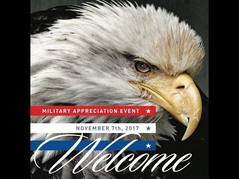 MILITARY APPRECIATION EVENT 2017
