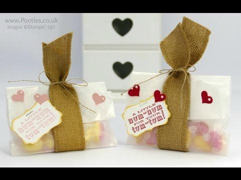 Sweetie Snack Pack Tutorial