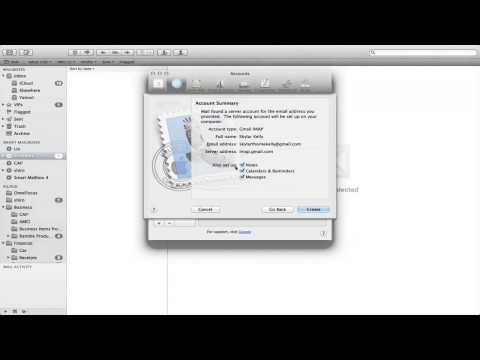How to Put My Gmail Account on My Computer : Apple Products & Mac Tips
