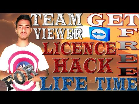 Teamviewer Trial Expired Fix - 100% working - Lifetime Free License  2018 leatest trick