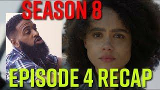 GoT Season 8 Episode 4 Reaction   Bearded Daddy Vlog Life Ep 91