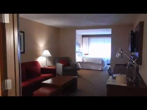 Four Points Hotel - San Antonio Airport King Suite Walkthrough
