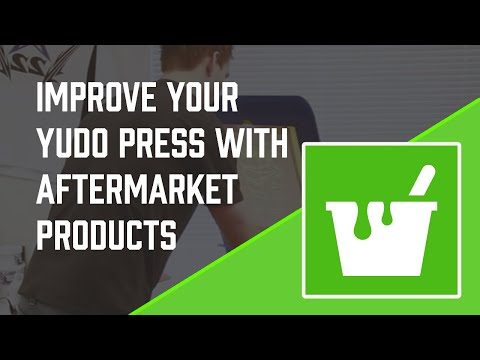 Yudu - how to improve screen printing with the Yudu using aftermarket supplies