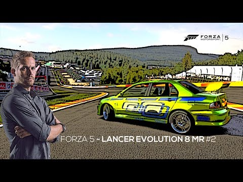 Forza 5 - Lancer Evolution 8 MR Ep.02
