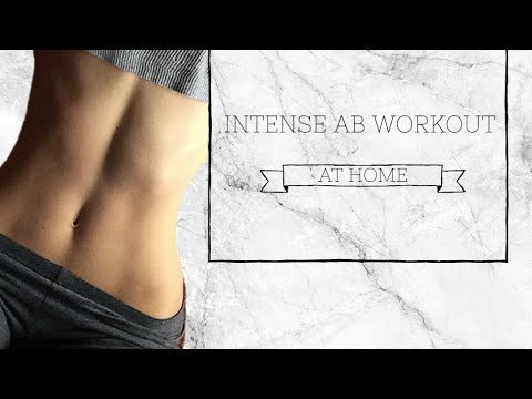 Ab Workout At Home No Equipment