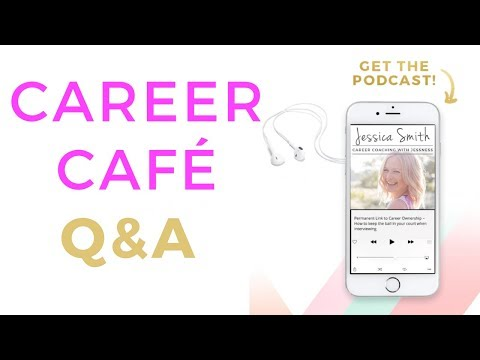 How to stay positive when job hunting & how to choose the right job opportunity | Career Cafe Q&A