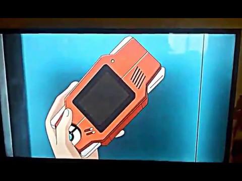 Pokémon XY Pokedex Gameboy Advance PSP xD