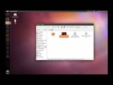 Ubuntu 11.04 Features in action