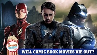 Download Have We Had Enough Comic Book Movies?!? Video