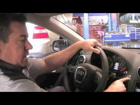 Keyless and Push Button Start Audi Install