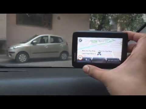 TomTom Start 20 GPS Navigation System - Unboxing and Review