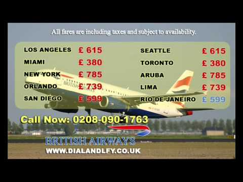 best Cheap Flights with British Airways.flv  review