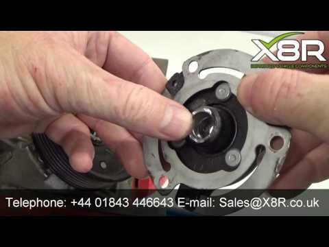 VW Audi Seat Skoda Air Conditioning Compressor Pump Clutch Hub Plate Disc 5N0820803 Repair Fix Kit