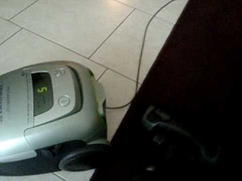 Electrolux Ultra Silencer ZUS 3970 P vacuum cleaner 2009