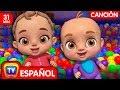Johny Johny Sí Papá  Abre La Puerta (Colección) - Canciones Infantiles Populares de ChuChu TV