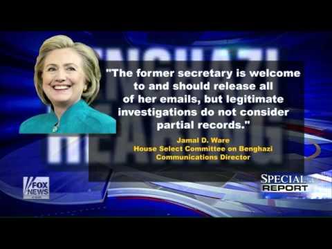 Clinton in damage control mode over e-mail controversy
