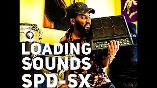 ROLAND SPD SX INDIAN(BOLLYWOOD) TONES - PakVim net HD Vdieos