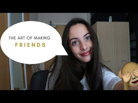 How to make friends at university and college | Making friends in simple steps | Tips for freshers
