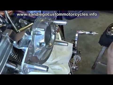 motorcycle S&S carburetor fix