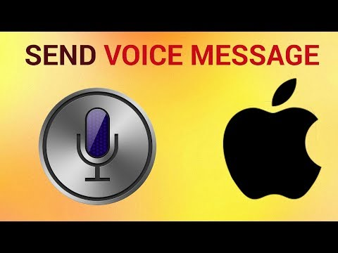 How to send voice message on iPhone and iPad