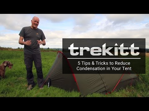 5 Tips and Tricks to Reduce Condensation in Your Tent