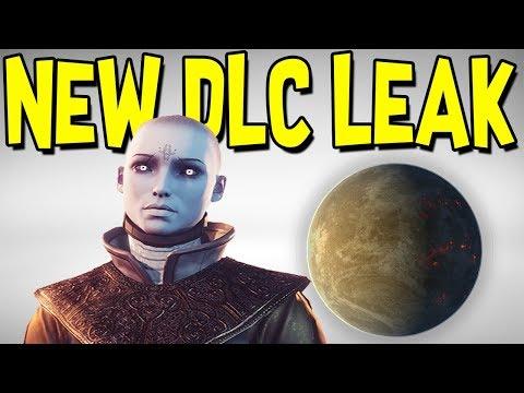 Destiny 2: VENUS LEAK & FUTURE RAID WEAPONS! Mars DLC, Queen Returns, & Vault Space