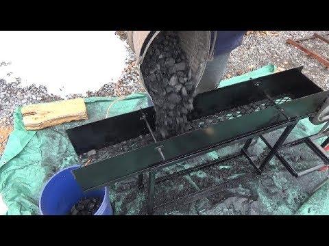 OSF Need A Tool Make A Tool - Coal Cleaning Shaker Box