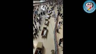 58 people Namaz e Janaza prayed in makkah yesturday