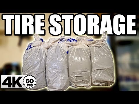 Top 10 Tips For Storing Your Tires