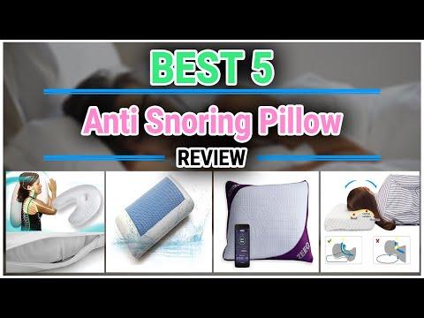 Best 5 Anti Snoring Pillow in 2018