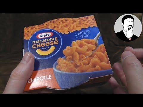 Kraft Macaroni & Cheese Chipotle Microwave Pot | Ashens