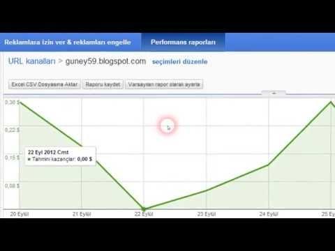 Google AdSense Site Nasıl Eklenir