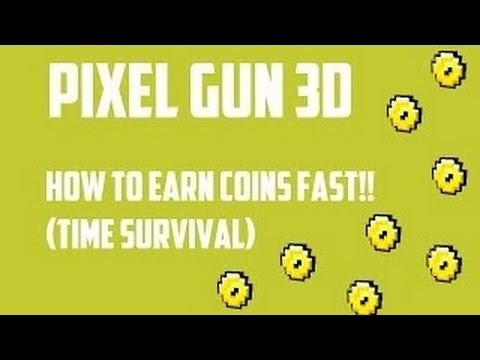 Pixel gun 3d 8.0.0 how to get free coins fast