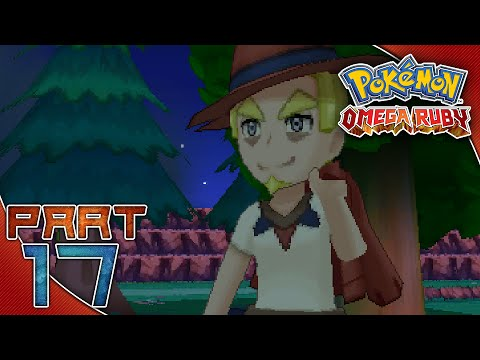 Pokemon Omega Ruby | Part 17: Super Secret Base!