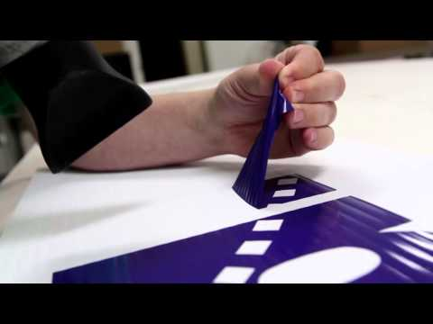 How to Remove Vinyl Decal Graphics | a Video Tutorial by Waterford Signs Inc.