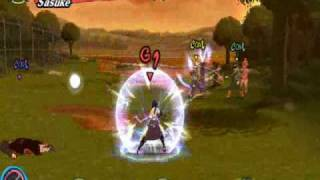 naruto ultimate ninja 3 cheats